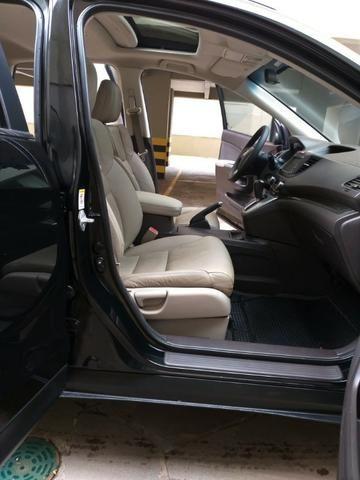 Honda CR-V EXL 4x4, Top de Linha, 68.000km, Teto Solar, Couro, Impecável, Financio - Foto 11