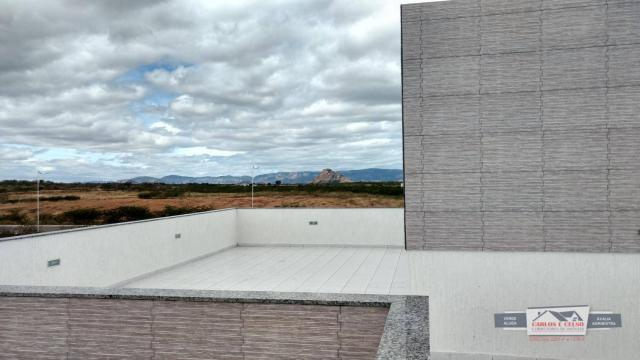 Casa com 4 dormitórios à venda, 250 m² por R$ 600.000 - Cond. Vila Real - Salgadinho - Pat - Foto 17