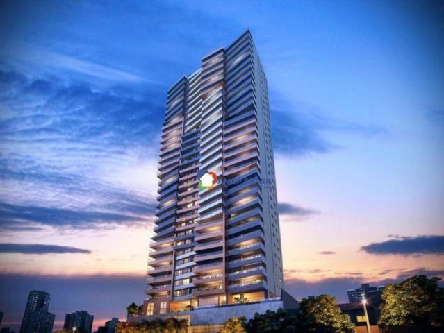 Apartamento com 3 dormitórios à venda, 178 m² por r$ 1.115.500,00 - setor marista - goiâni - Foto 18