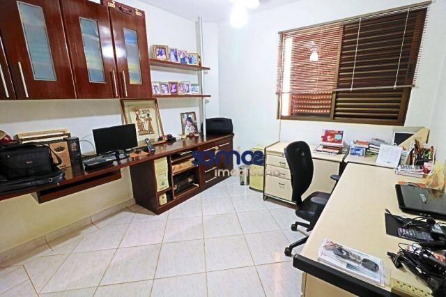 Apartamento com 4 dormitórios à venda, 167 m² por R$ 550.000,00 - Jardim América - Goiânia - Foto 10
