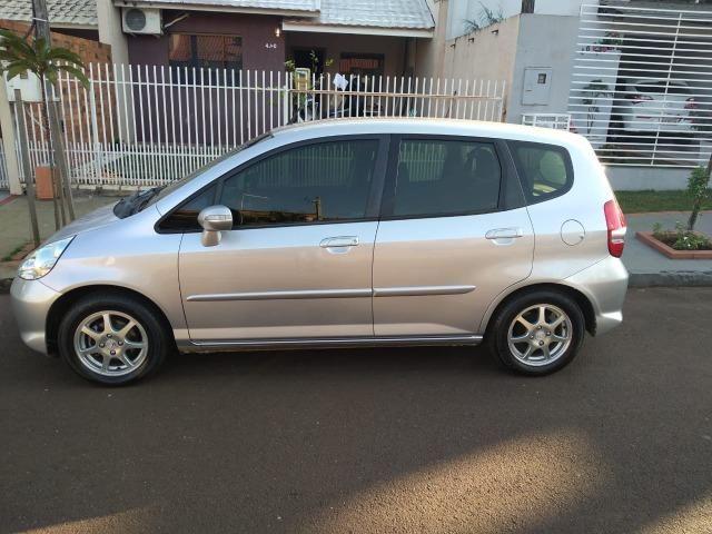 Honda Fit 2007 EX At 1.5 VTEC - Foto 2