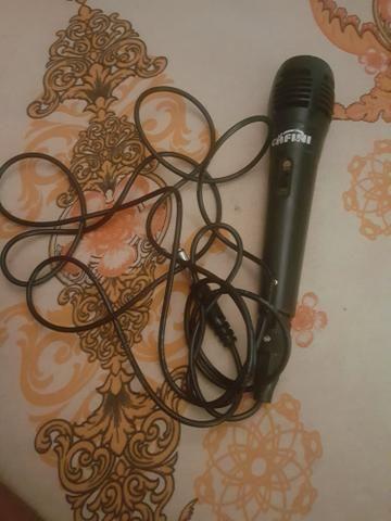 Vendo esse microfone