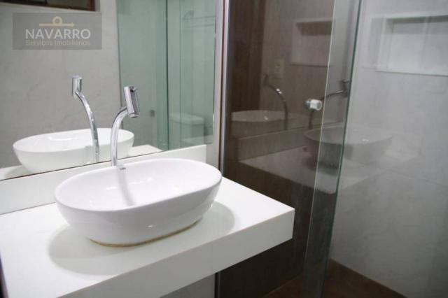 Casa com 4 dormitórios à venda, 184 m² por r$ 690.000 - stella maris - salvador/ba - Foto 16
