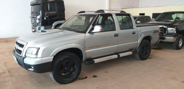 Chevrolet S10 executive diesel