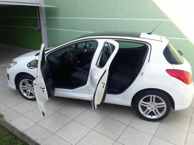 Peugeot 308 2 0 alure teto panorâmico impecável!!! - Foto 4