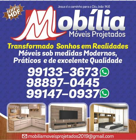 Mobília Móveis Projetados