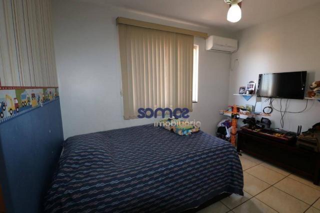 Apartamento com 3 dormitórios à venda, 95 m² por r$ 275.000,00 - jardim américa - goiânia/ - Foto 8