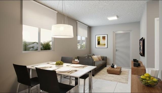 R$ 106.000 Vendo Linda casa Com 2 Quartos no KM 2. Realize seu sonho da casa Própria - Foto 4