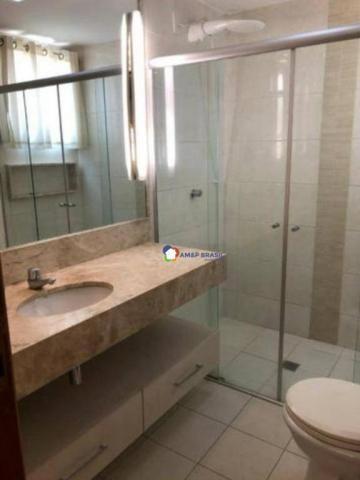 Apartamento com 2 dormitórios à venda, 105 m² por R$ 495.000,00 - Setor Bueno - Goiânia/GO - Foto 11