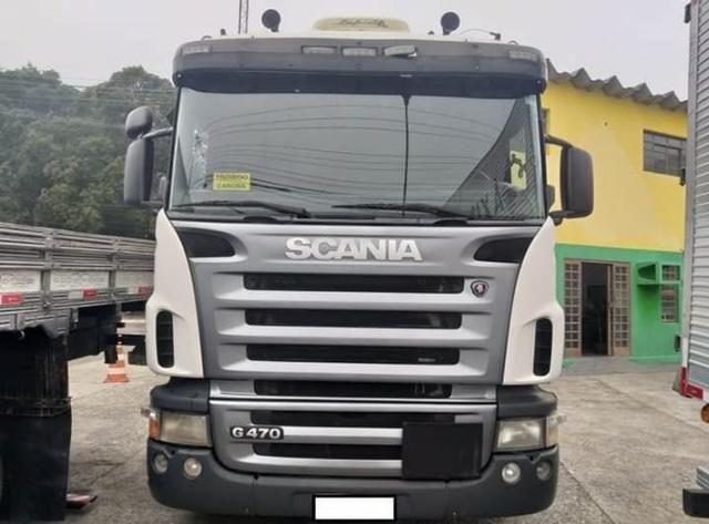 2009 Scania G470 Cavalo 6x2 Faço no contrato