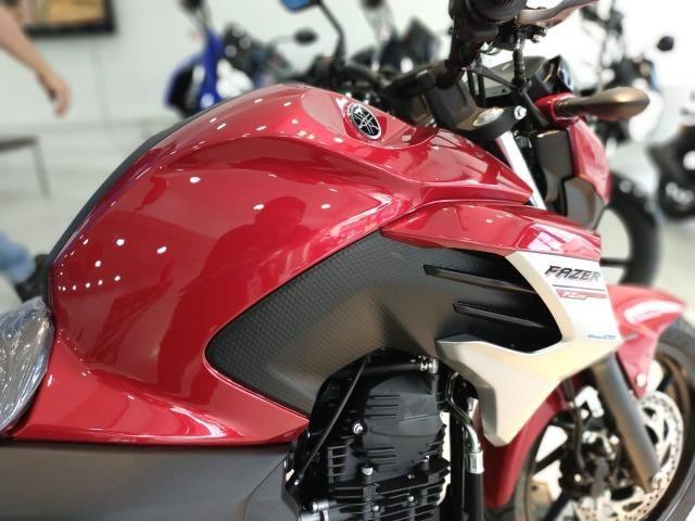 Yamaha Fazer 250 ABS - 2020*Entrada a partir de 1.290 - Foto 2