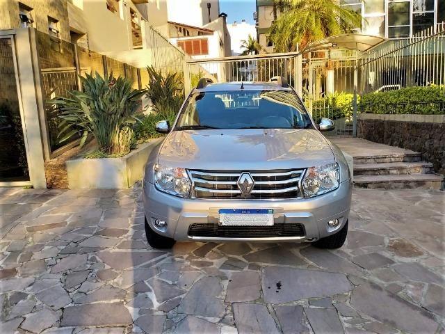 Renault Duster Dynamique, Top, Couro, 6 Marchas, 57.000km, Impecável, Financio - Foto 3