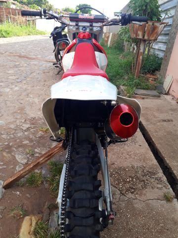 Crf 230 com kit 240cc - Foto 4