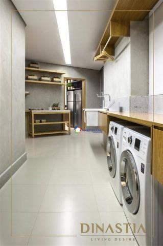 Apartamento com 4 dormitórios à venda, 326 m² por r$ 2.190.000,00 - setor marista - goiâni - Foto 11