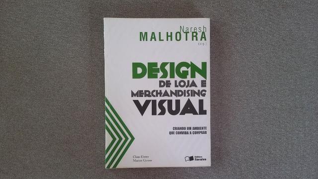 Livro Design de Loja e Merchandising Visual: Criando um Ambiente que Convida a Comprar - Foto 2