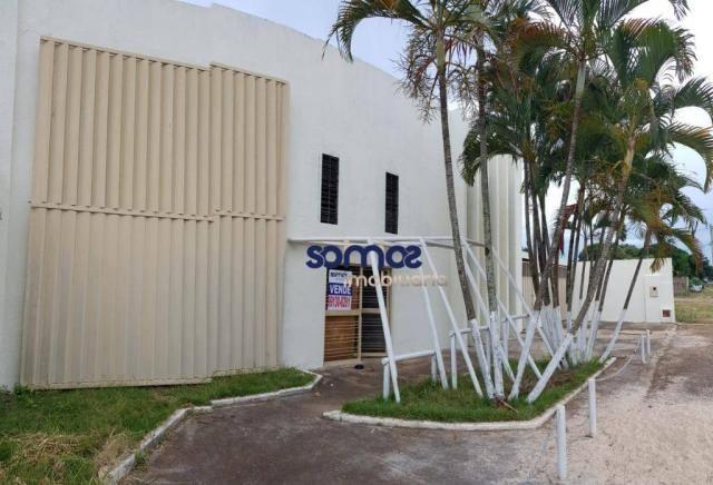 Galpão à venda, 400 m² por R$ 550.000,00 - Santa Genoveva - Goiânia/GO