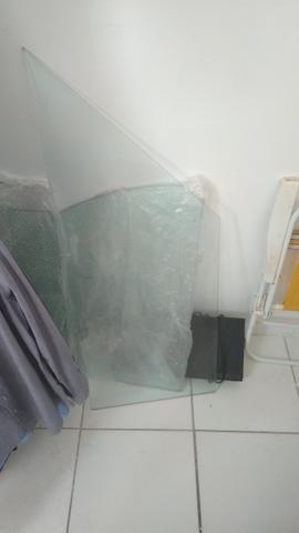 Bancada de Vidro Temperado com Suporte - Foto 5