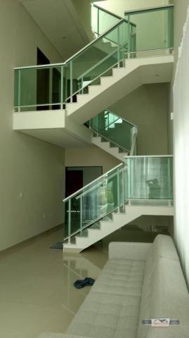Casa com 4 dormitórios à venda, 250 m² por R$ 600.000 - Cond. Vila Real - Salgadinho - Pat - Foto 2