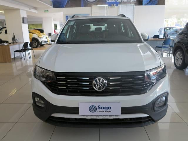 VOLKSWAGEN T CROSS COMFORTLINE TSI AT - Foto 2