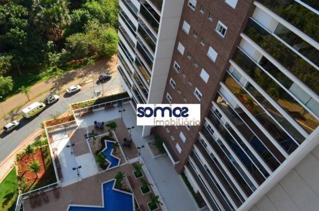 Apartamento com 4 dormitórios à venda, 178 m² por r$ 1.105.000,00 - jardim goiás - goiânia