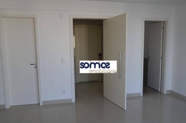 Apartamento com 4 dormitórios à venda, 178 m² por r$ 1.105.000,00 - jardim goiás - goiânia - Foto 6