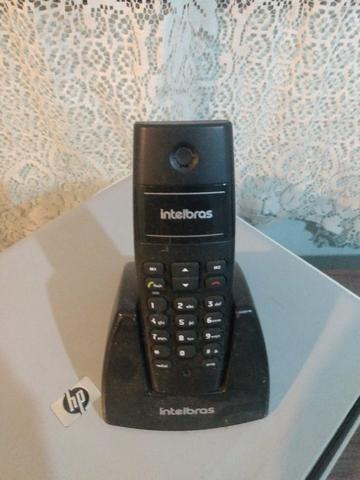 Vendo telefone da Intelbras
