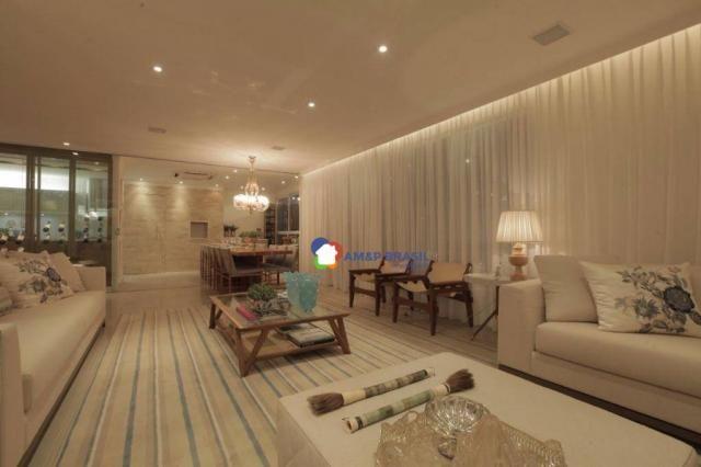 Apartamento com 4 dormitórios à venda, 175 m² por R$ 1.080.000,00 - Setor Marista - Goiâni - Foto 6