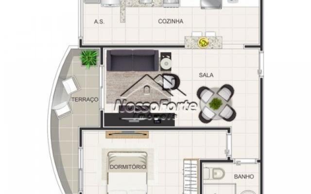 Lançamento Apartamento no Caiçara em Praia Grande - Foto 5