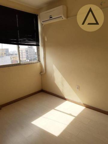 Sala para alugar, 70 m² por r$ 1.300,00/mês - centro - macaé/rj - Foto 3