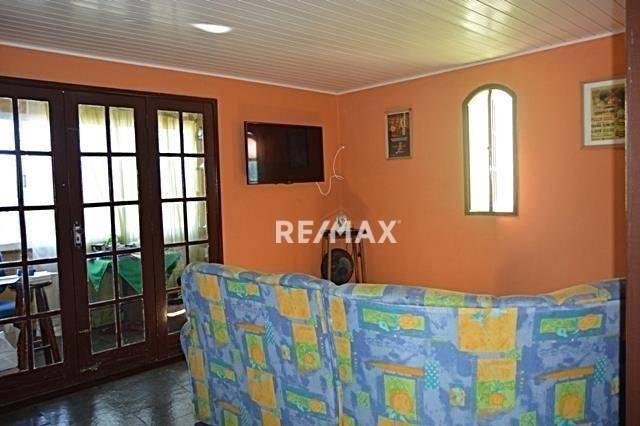 Casa para alugar, 400 m² por r$ 3.000,00/mês - fazendinha - teresópolis/rj - Foto 11