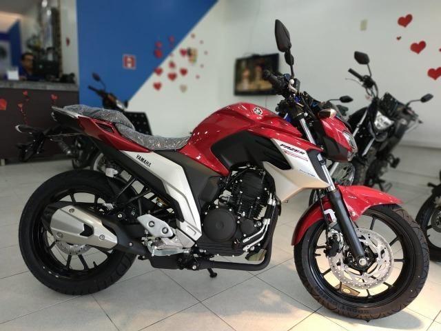 Yamaha Fazer 250 ABS - 2020*Entrada a partir de 1.290 - Foto 8