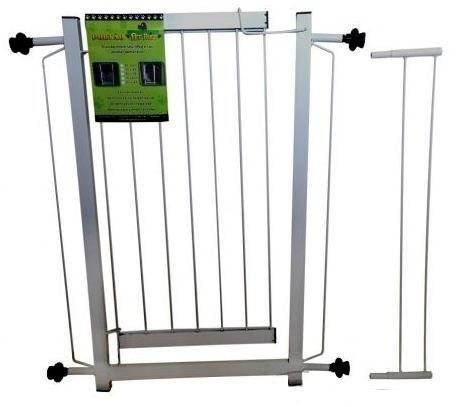 Portão De Segurança. P/ Uso Em Escadas, Sacadas, Portas.