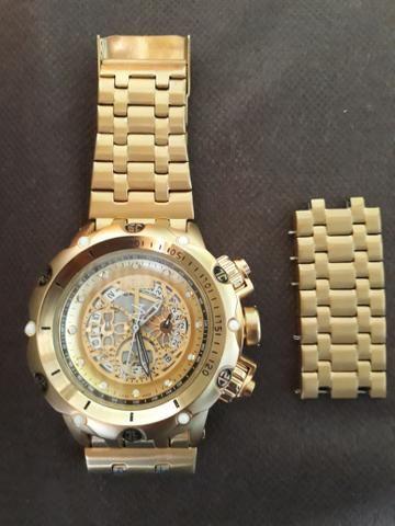 94a2f6418d8 Relógio Invicta Pra Vender Hj - Bijouterias