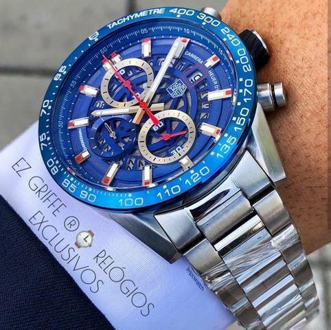 2e150ff8f7b Relógios EXCLUSIVOS ® Melhor PREÇO da OLX! - Bijouterias