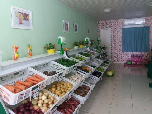 Expositor para frutas 9 bandejas