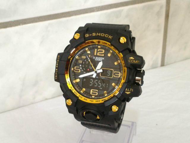 ebf0e59b764 G-Shock Estilo Militar - Bijouterias