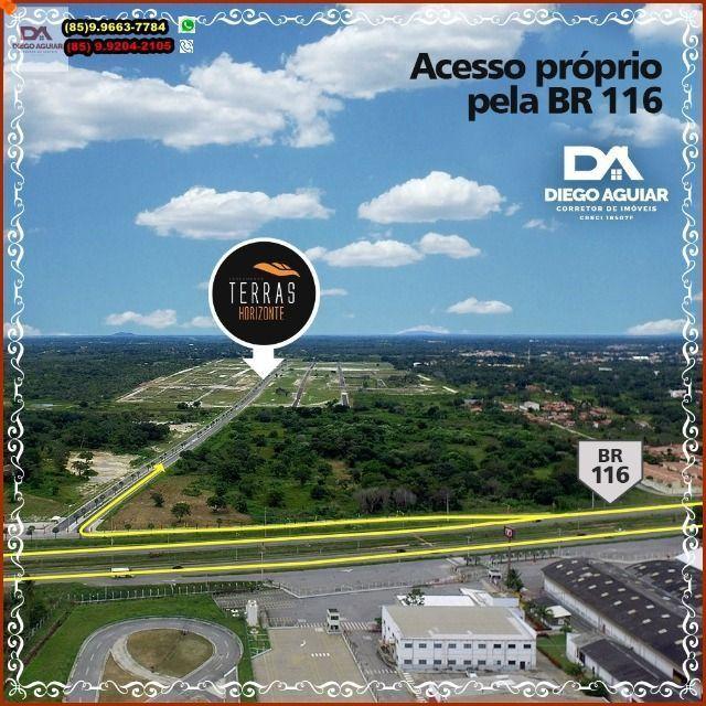 """Loteamento em Horizonte pronto para Construção R$ 169,70@"""" - Foto 3"""