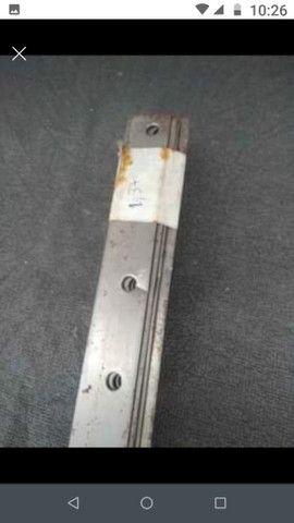 Cantoneira pé de prateleira aço - Foto 3