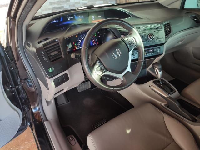 Civic LXR 2015 - Foto 6