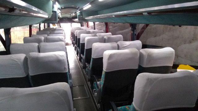 Vendo Ônibus irizar 2000/2000 46 lugares skania 124 ar condicionado executivo - Foto 10