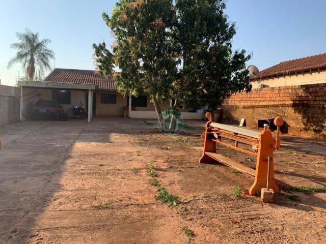 Casa com 2 dormitórios à venda, 50 m² por R$ 255.000,00 - Parque Residencial Rita Vieira - - Foto 7