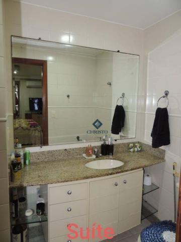 Apto com 3 Qtos à venda, 145 m² por R$ 690.000 - Praia de Itapuã. - Foto 11