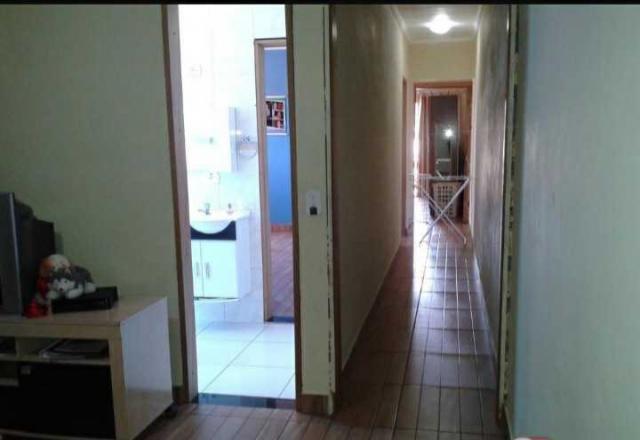 Casa à venda com 3 dormitórios em Pires, Santo andré cod:142886 - Foto 4