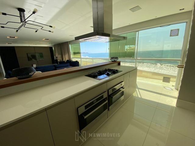 Apartamento Frente Mar com 3 Suítes na Praia Brava. - Foto 6