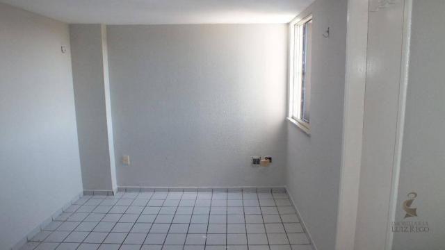 AP526 - Apartamento com 3 dormitórios para alugar, 100 m² por R$ 1.000/mês - Benfica - For - Foto 11