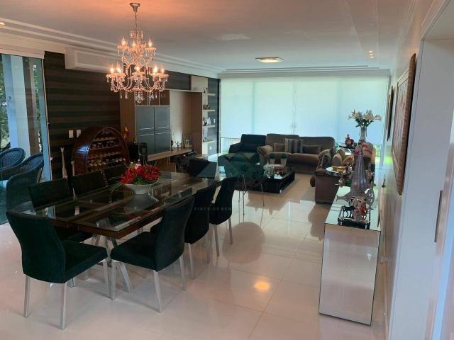 Sobrado com 4 dormitórios à venda, 316 m² por R$ 2.350.000,00 - Condomínio Residencial Sol - Foto 3