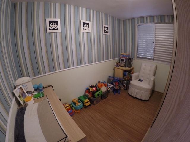 Apartamento à venda com 3 dormitórios em Serrano, Belo horizonte cod:32926 - Foto 12