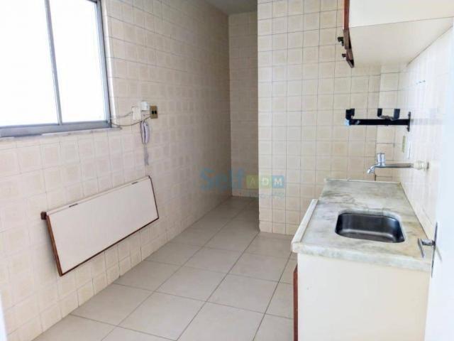 Apartamento com 2 dormitórios para alugar, 64 m² - São Domingos - Niterói/RJ - Foto 12