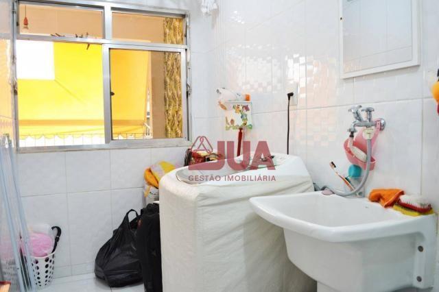 Apartamento com 2 Quarto, Escritório, Sala, Cozinha, Banheiro, Área de Serviço e Garagem à - Foto 11