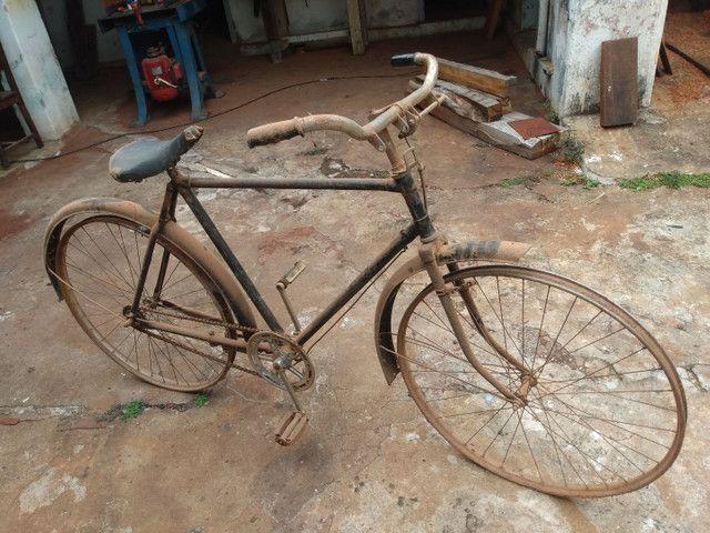 Bicicleta antiga - Foto 6